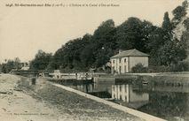 L'Ecluse et le Canal d'Ille-et-Rance  