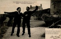 Les Deux Gabiers 4 | Botrel Théodore