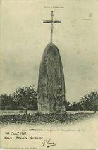 La pierre du Champ-Dolent |