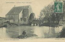 Le Moulin Ragon (côté ouest). | J.d.