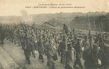 Convoi de prisonniers Allemands |