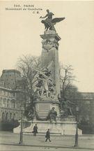 Monument de Gambetta |
