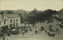 La Place du Champ de Foire |