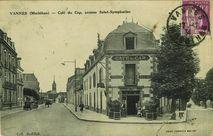 Café du Cap, avenue Saint-Symphorien | Combier