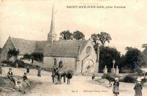 SAINT-AVE-D'EN-BAS, près Vannes |