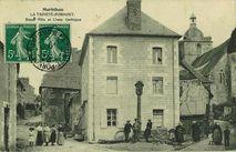 Basse Ville et Croix Gothique |