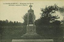 Monument aux Morts   Le FRENE