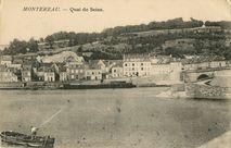 Quai de Seine |