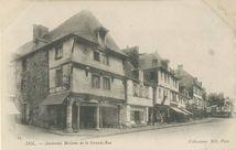 Anciennes Maidsons de la Grande-Rue |