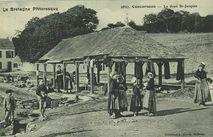 Concarneau - Le doué St-Jacques |