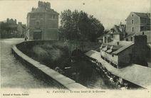 Le vieux lavoir de la Garenne |