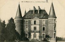 Le Château d'Apigné |