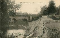 Le vieux Pont de Linon |