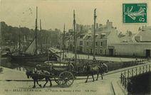 Le Palais, le Bassin à Flot |