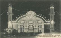 Illumination de l'Esplanade des Invalides | Malcuit C.