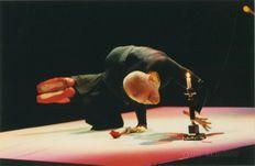 Festival du Cirque de Demain-2002 | Kervinio Yvon