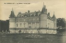 Le Château (façade Sud) | Lagrange A.