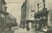 St-Servant - La Grande-Rue |