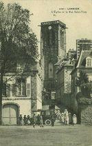 L'Eglise et la Rue Saint-Yves |