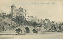 L'Escalier de Sainte-Anne |
