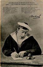 La Lettre du Gabier 1-2 | Botrel Théodore
