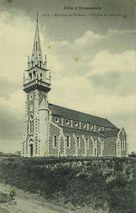 Environs de St-Briac - L'Eglise de Lancieux |