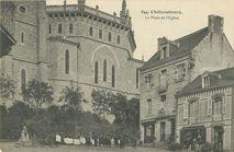 La Place de l'Eglise  