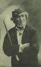 Vieux type de pagane, pêcheur de Kerlouan. - Environs de Brignogan |