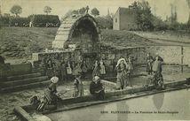 La Fontaine de Saint-Guigner |
