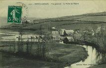 Petit-Carhaix. Vue générale - La vallée d'Hyère |