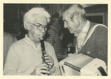 Berrien, novembre 1990 | Le GALL Gilbert