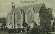 Environs de Lanvollon - Chapelle St-Jacques (XVe siècle) |