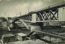 Le pont tournant |