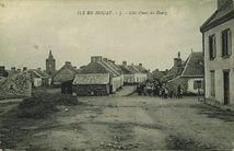 Côté Ouest du Bourg |
