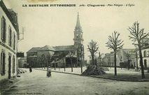 Place Pobéguin - L'Eglise |