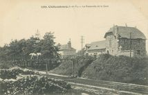 La Passerelle de la Gare |