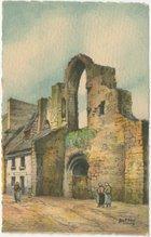 Les Ruines de St-Colomban | Barday