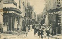 Rue de l'Horloge |