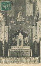Intérieur de la Chapelle de Notre-Dame-du-Haut |