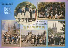 Le festival de Cornouaille |