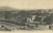 Pont de Serin, Fort Saint-Jean et Casernes de Serin |