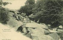 Cascade St-Herbot |