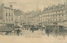 La Place du Commerce | E.l.
