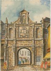 VANNES - La Porte Saint-Vincent | Barday