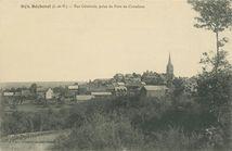 Vue Générale, prise du Parc de Caradeuc |