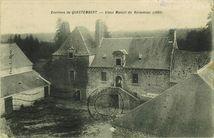 Environs de Questembert - Vieux Manoir de Keravenan (1659) |