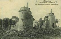 Ruines du Château de la Hunaudaye |