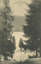 Echappée sur le Lac de Gérardmer en hiver |