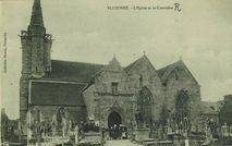 L'Eglise et le Cimetière |