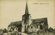 L'Eglise de Bourg-Paul  